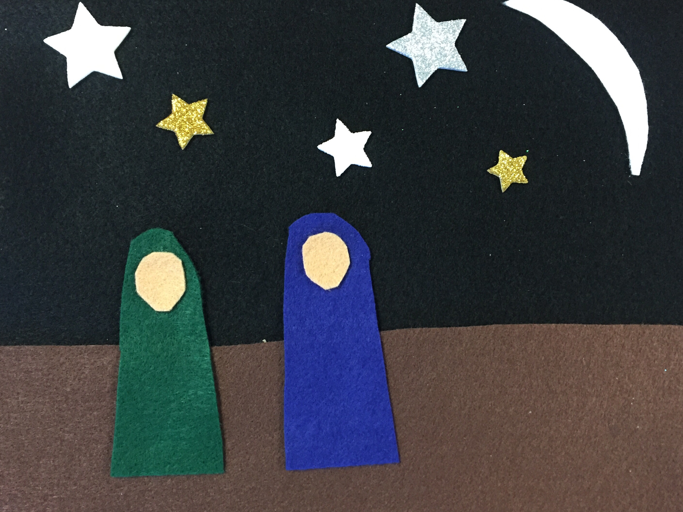 story of nicodemus for preschoolers nicodemus visits jesus at in felt grace and 899